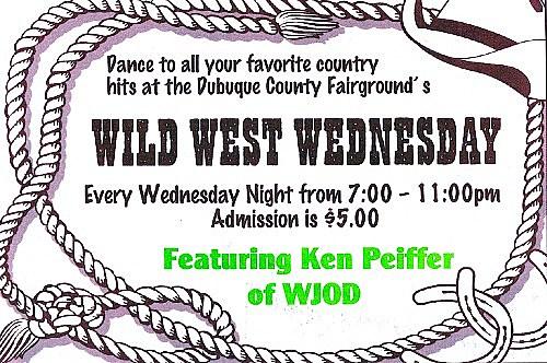 Wild West Wednesday