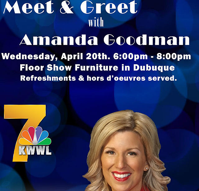 KWWL News Anchor In Dancing With The Stars Dubuque Style