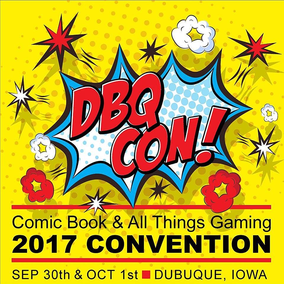 DBQ Con logo