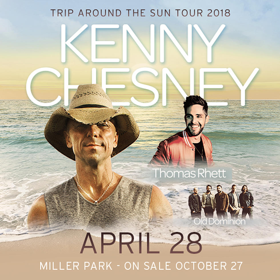 Kenny Chesney at Miller Park